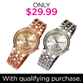 WATCHES PWP $29.99