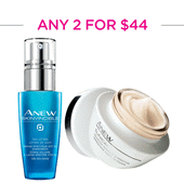 ANEW MIX OR MATCH 2/$44