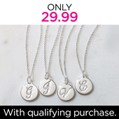 PWP NECKLACE $29.99