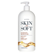 Radiant Moisture Body Lotion