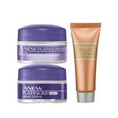 Anew Platinum Skin Care Basics