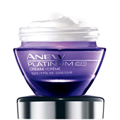 Anew Platinum Day SPF 25 UVA/UVB Cream