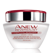 Anew Reversalist Complete Renewal Day Broad Spectrum SPF 25 Sunscreen Cream