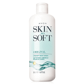 Skin So Soft Original Creamy Body Wash