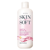 Skin So Soft Soft & Sensual Creamy Body Wash