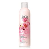 Avon Senses Body Care Blushing Cherry Blossom Body Lotion