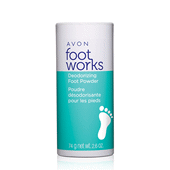 Foot Works Deodorizing Foot Powder