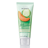 Senses Fresh Cucumber & Melon Antibacterial Hand Gel