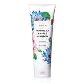 Water Lily & Apple Blossom Body Cream