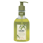 Cucina Coriander and Olive Tree Hand Soap with Olive Oil