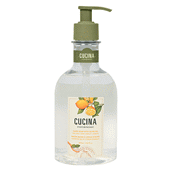 Cucina Sea Salt and Amalfi Lemon Hand Soap with Olive Oil