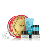 belif Best-sellers On-the-go Holiday Travel Kit