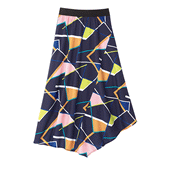 mark. Abstract Angles Skirt