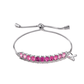 Power of Pink Ombre Bracelet