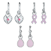 Breast Cancer Earring Pack