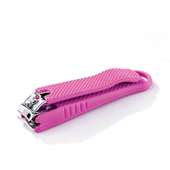 Toe Nail Clipper With Silicone Sleeve