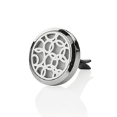 Avon Pure Car Diffuser Stainless Steel Locket