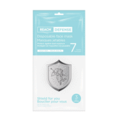 REACH Defense Disposable Masks - Pack of 7