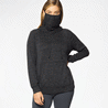 Hooded Pullover with Built-In Face Mask