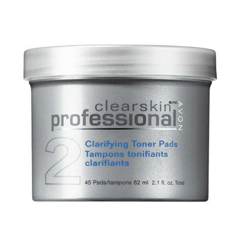 Clearskin® Professional Clarifying Toner Pads