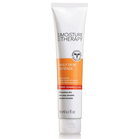 Moisture Therapy Daily Skin Defense Hand Cream