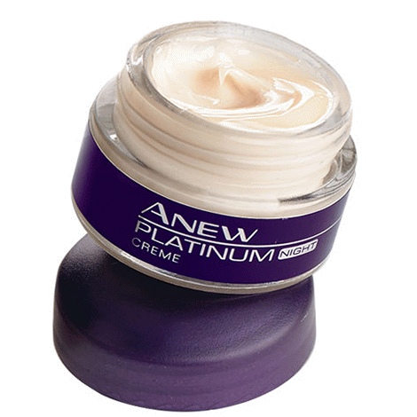 Anew Platinum Night Cream - Mini