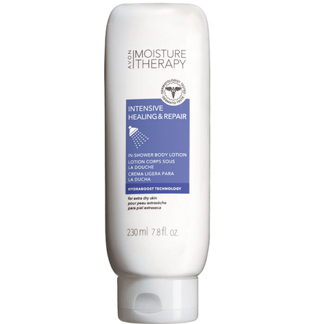 Moisture Therapy Intensive Healing & Repair In-Shower Body Lotion