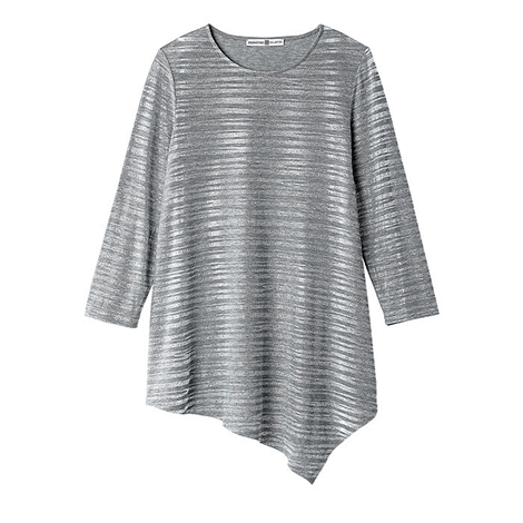 Madeline Assymetrical Tee