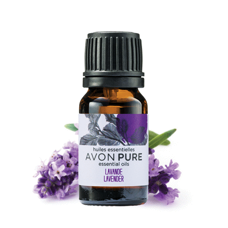 Avon Pure Lavender Essential Oil.