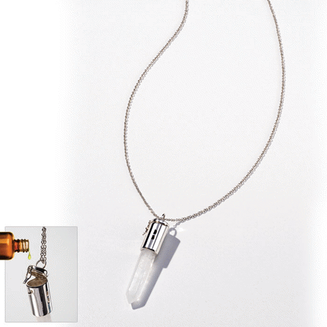Genuine Crystal Necklace