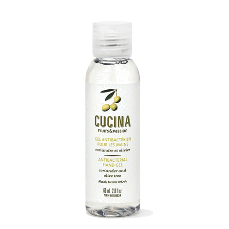 Cucina Coriander & Olive Tree Waterless Hand Soap