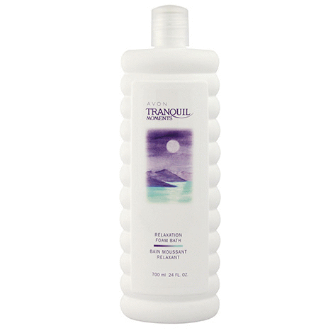 Tranquil Moments Relaxation Foam Bath - 700 ml
