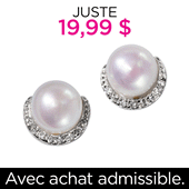 PWP EARRINGS $19.99