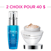 ANEW PRODUCTS 2/$40