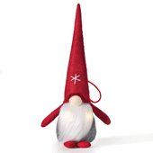 Ornement lumineux Gnome