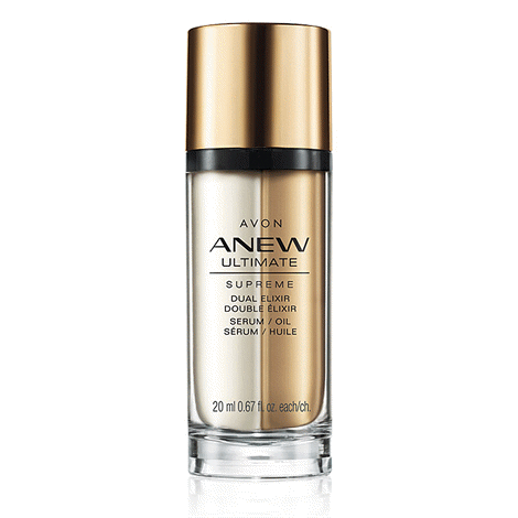 Double élixir Anew Ultimate Supreme