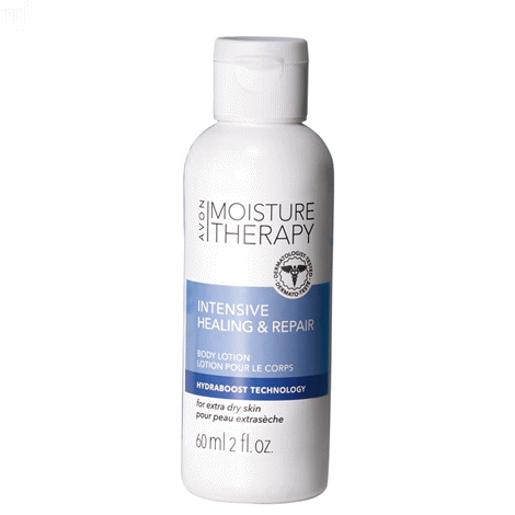Lotion pour le corps Intensive Healing & Repair Moisture Therapy - mini