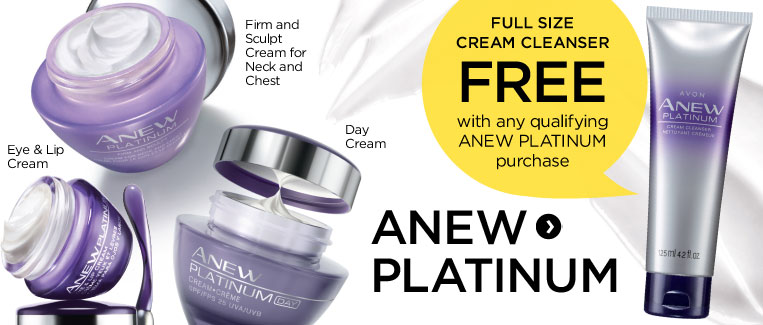 Anew platinum offer