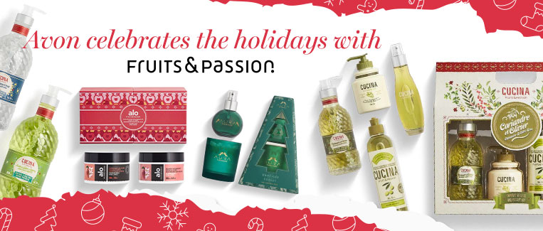 Fruits & Passion Gift Sets