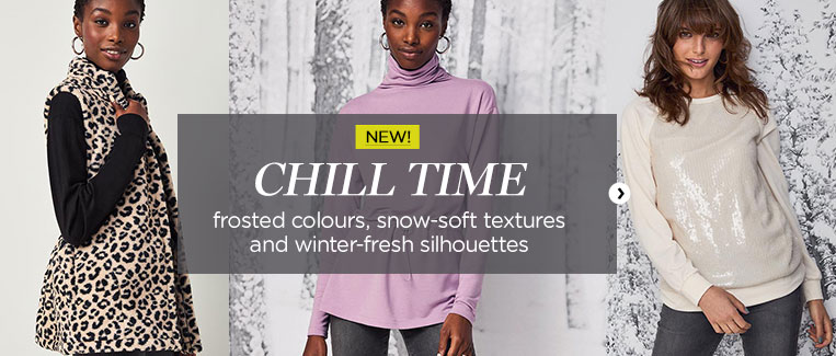 Winter chill out. Keep it cool and cozy. Studio 1886