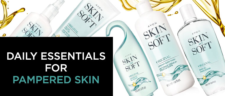 Daily essentials for pampered skin