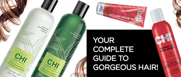 Your complete guide to gorgeous hair!