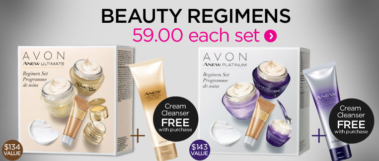 Beauty regiments ultimate and platinum