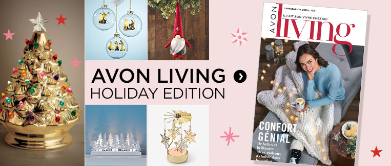 Avon living flyer