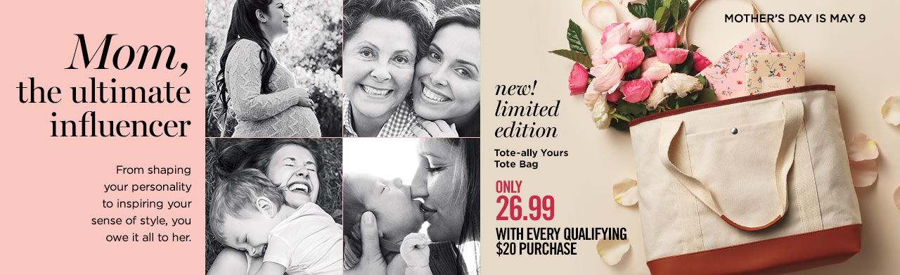 New! Mother's Day Tote-ally Yours Tote Bag