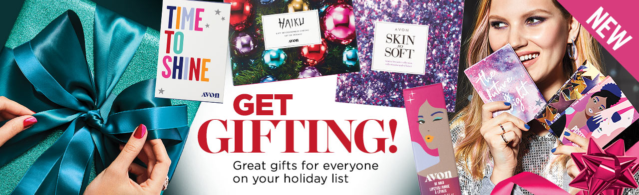 The Avon Gift Guide