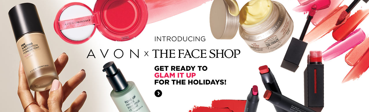 Discover Avon x The Face Shop